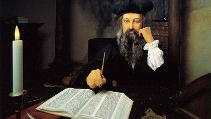 Michel de Nôtre nació el 14 de diciembre de 1503 en Dame tras la Saint-Remý-de-Provence, Francia y murió a causa de una enfermedad el 2 de julio de 1566, tal como predijo, en Salón de Provenza.