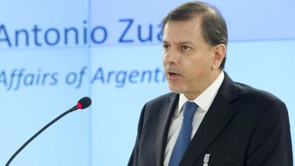 Eduaro Zuain, flamante embajador argentino en Rusia