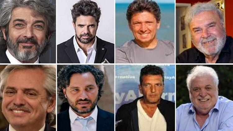 Nuevo reto viral que es furor en las redes: actores y actrices argentinas que podrían interpretar al gabinete nacional