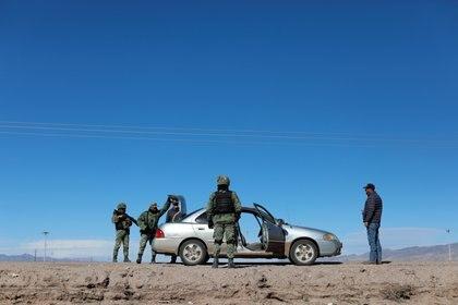 El gobierno de Estados Unidos emitió una alerta sobre las visitas de ciudadanos a Chihuahua (Foto: REUTERS/Carlos Jasso)