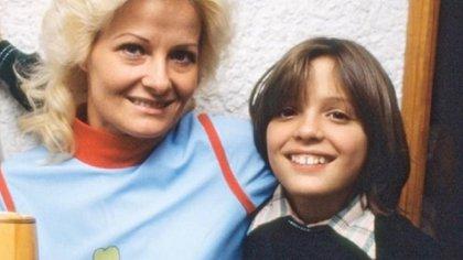 El paradero de la madre de Luis Miguel, Marcela Basteri, es un enigma desde que desapareció en los años 80  (Foto: Archivo)