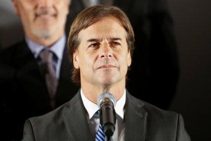 Luis Lacalle Pou, presidente electo de Uruguay (REUTERS/Mariana Greif)
