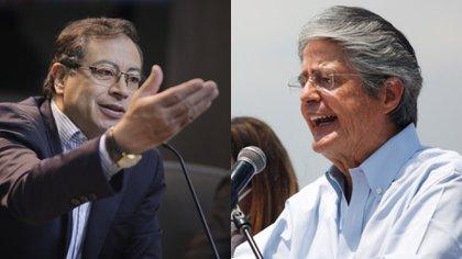 """Gustavo Petro calificó de """"retroceso para América Latina"""" la victoria de Guillermo Lasso en Ecuador"""
