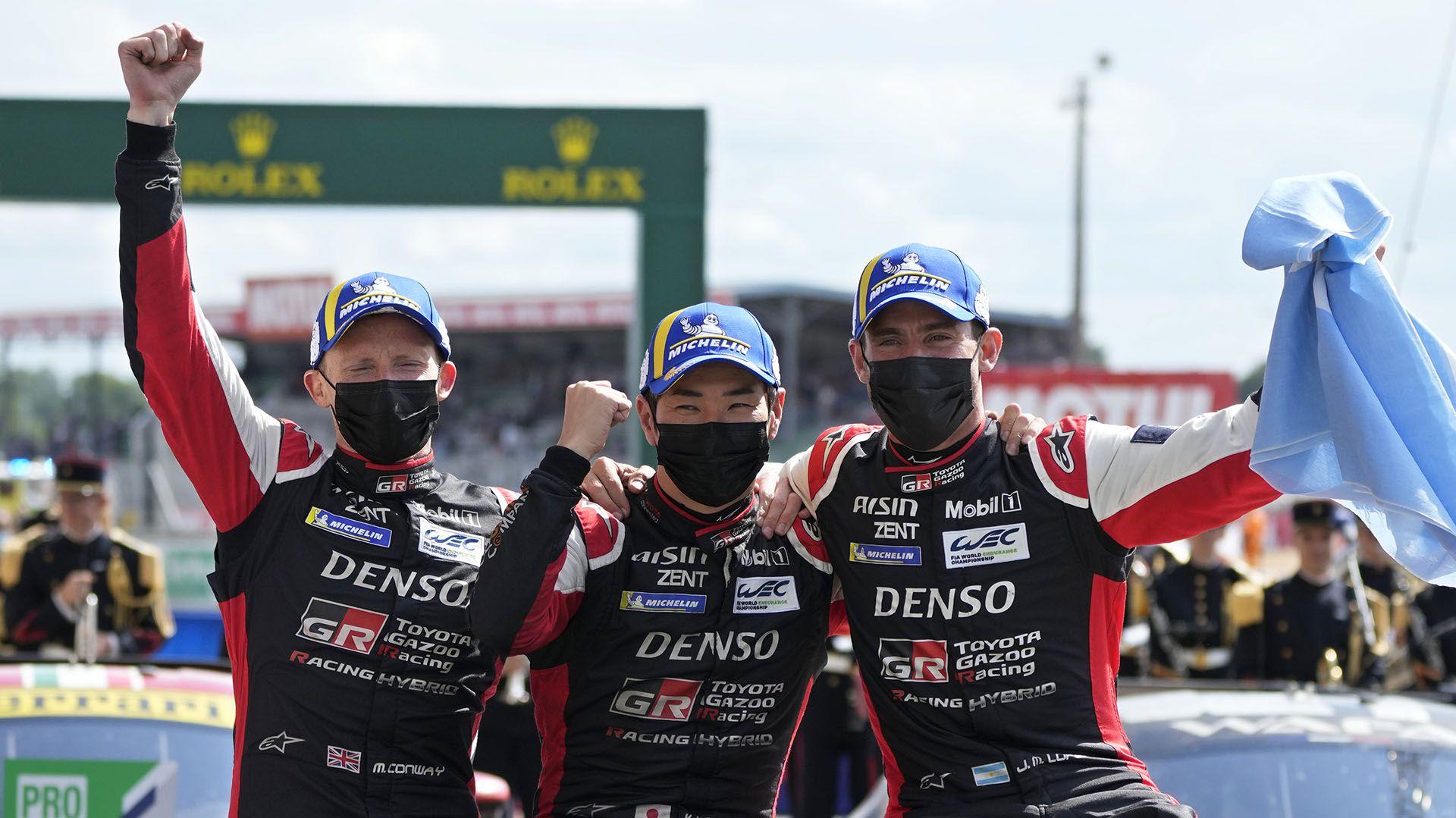 Pechito López ganador en Le Mans