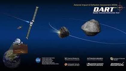Detalles de la misión DART, con un presupuesto planificado de $ 313.9 millones repartidos en 8 años (NASA)