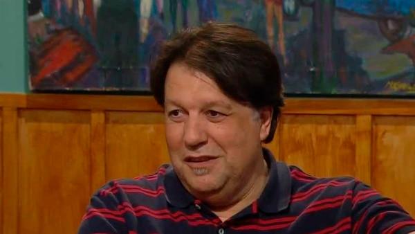 Devoto es un asiduo visitante al Instituto Patria. (Youtube)