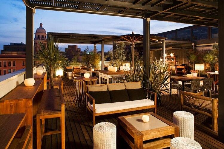 10 Bares Y Restaurantes Con Jardín Y Terrazas Al Aire Libre