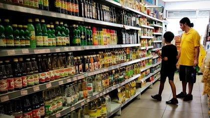 En los primeros meses del año, los peores resultados fueron los datos de inflación. Pero en los próximos meses el ritmo de precios se podría desacelerar EFE/Juan Ignacio Roncoroni/Archivo