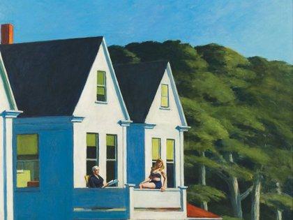 """""""Second Story Sunlight"""", 1960, en colección privada"""