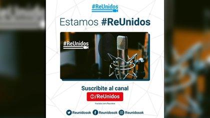 ReUnidos también tiene cuenta de Instagram