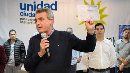 Agustín Rossi, ex ministro de Defensa de la Nación