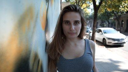 Tamara Tenenbaum (Foto: Lihueel Althabe)