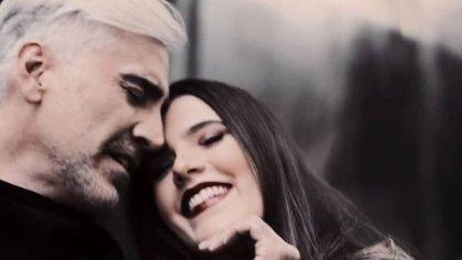 Alejandro Fernández se mostró muy emocionado por convertirse en abuelo y respaldó a su hija en todo. (Foto: Instagram de Camila Fernández)