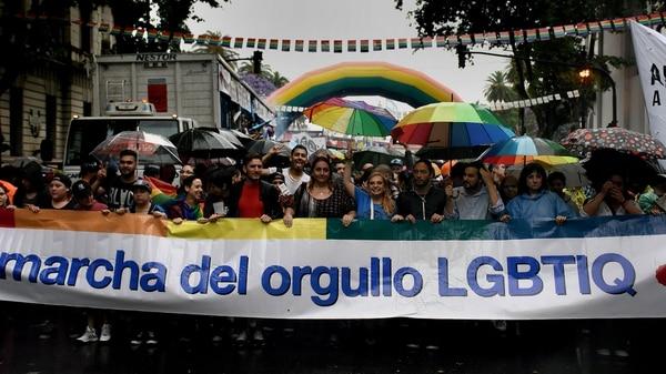 La Marcha del Orgullo LGBTIQ de 2016 (Fotos: Nicolás Stulberg)
