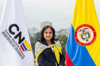 Doris Ruth Méndez. / CNE