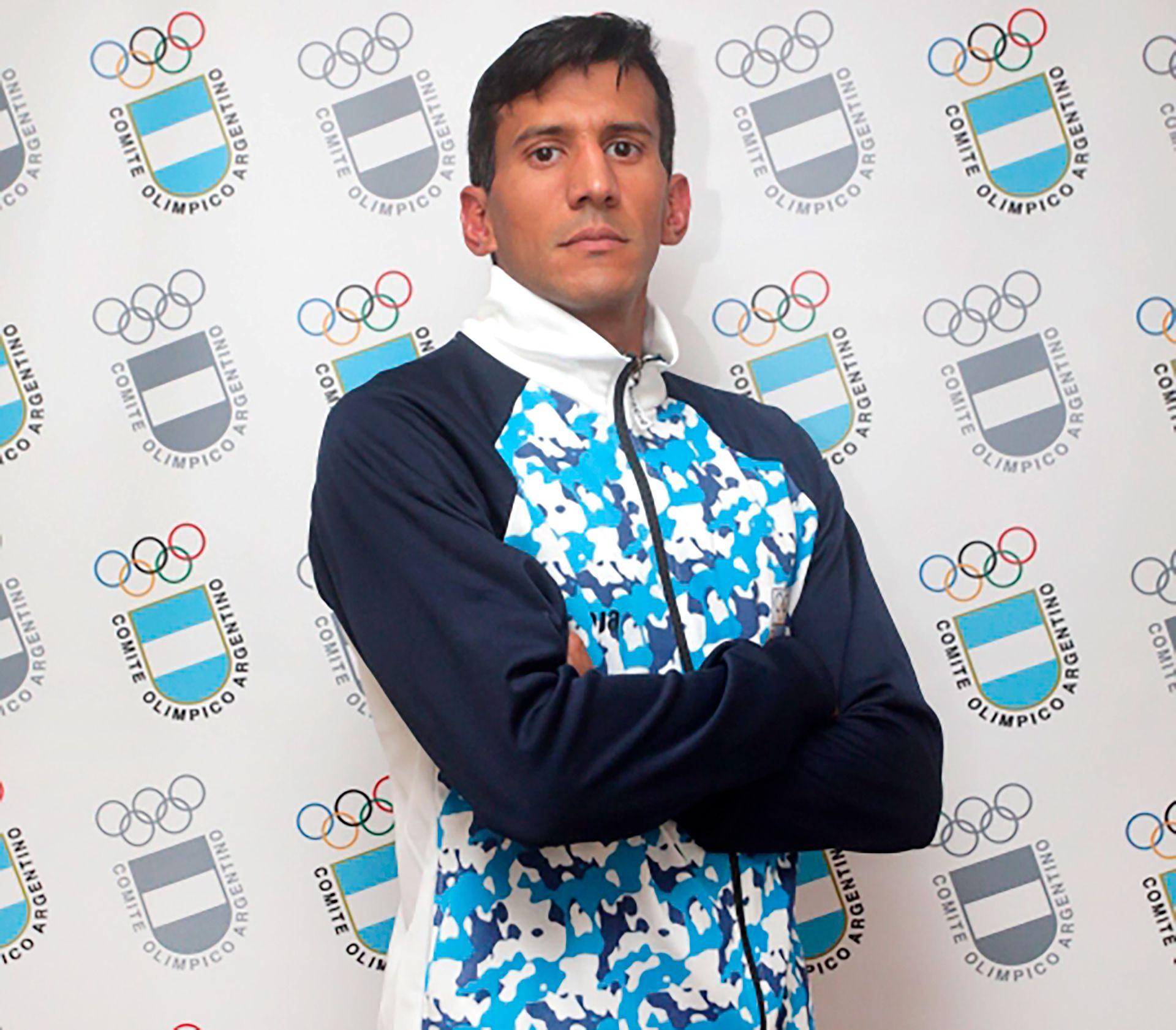 El formoseño hará su debut en Tokio (Foto: Prensa-COA)