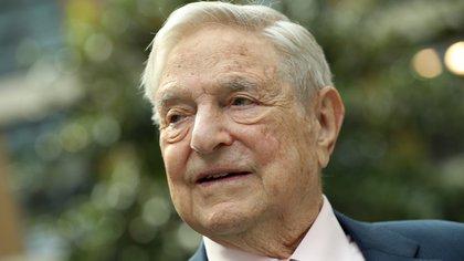 Una de las campañas de Facebook de crítica a los adversarios se dedicó a George Soros. (Getty)