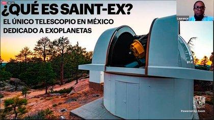 SAIN-EX se encuentra en México (Foto: UNAM)