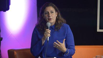 """Ramade: """"Necesitamos acelerar el conocimiento, compartir experiencias y conectar a las aceleradoras y empresas, con emprendedoras y también con mujeres que están trabajando, en relación de dependencia, en la industria tecnológica"""". (Gustavo Gavotti)"""