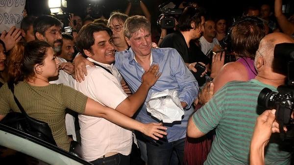 Boudou liberado (Nicolás Stulberg)