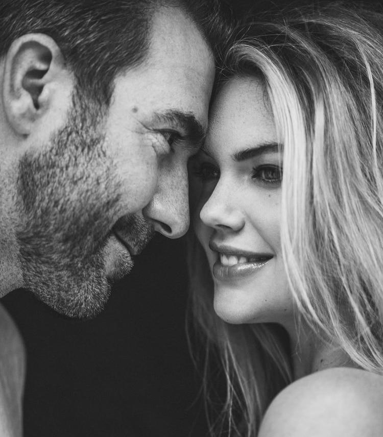 Kate Upton y Justin Verlander (Instagram Kate Upton)