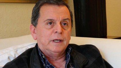 Marco Torres Ferreira, de la Guardia Nacional, otro de los firmantes del documento