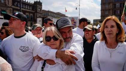 """¿Qué ching*dos hacemos, López Obrador?"": así reaccionó Adrián LeBarón tras el asesinato de Abel Murrieta"