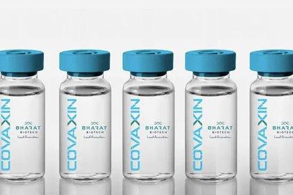 Covaxin, vacuna desarrollada en India