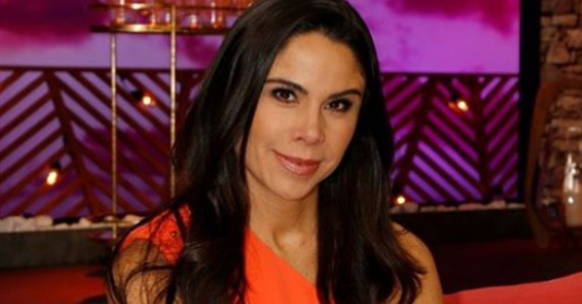 Paola Rojas tests positive for Covid-19: what is the health status of the host of