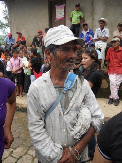 Don José Mercedes Torres, otro opositor asesinado junto a dos de sus hijos el 8 de noviembre de 2011. Los culpables fueron liberados por el juez Erick Laguna a los tres años de los hechos sin haber estado en el sistema penitenciario ni un solo día. (Foto cortesía)