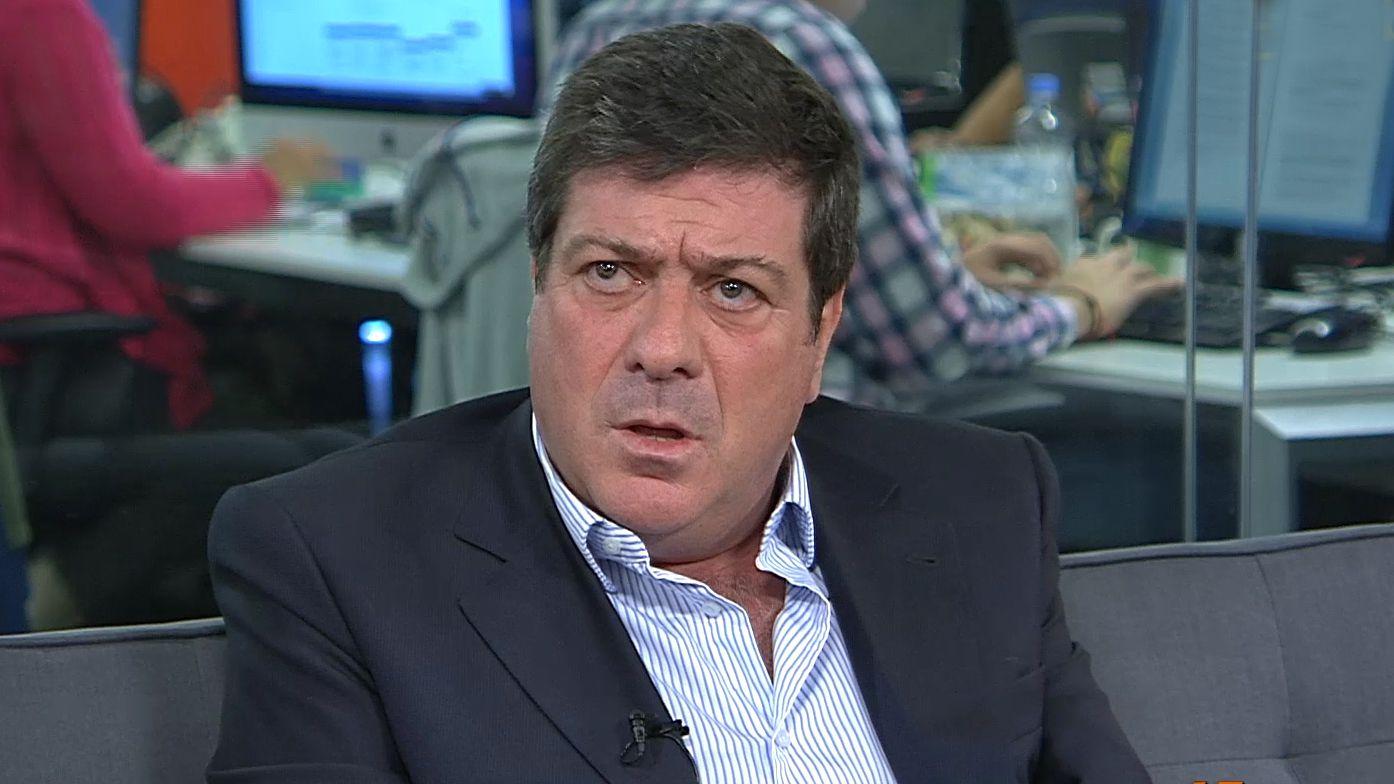 Gabriel Mariotto, ex director de la Autoridad Federal de Servicios de Comunicación Audiovisual (AFSCA) y actual parlamentario del Mercosur