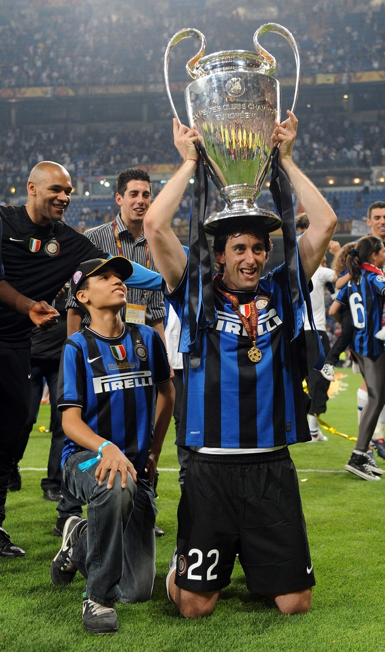 In 2010 the Inter of the Argentines achieved the Triplet (Shutterstock)