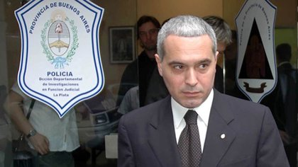 Marcelo Romero fiscal de La Plata