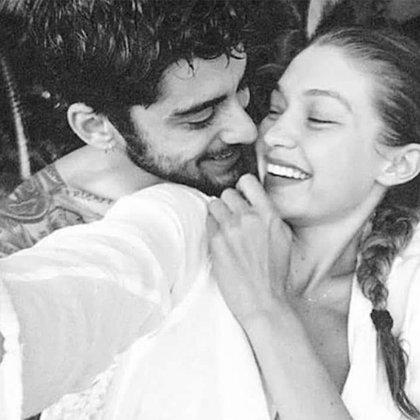Zayn Malik y Gigi Hadid son una de las parejas que más furor causan en las redes sociales (Foto: Twitter @ whiskersdegatox)