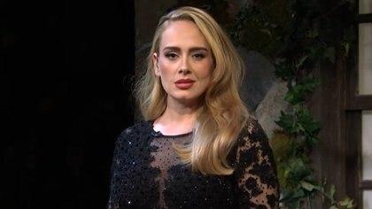 El exorbitante sueldo de Adele previo a su regreso al estudio de grabación: la estrella recibió más de USD 12 millones en 2019 (Foto: Saturday Night Live - captura de pantalla. )