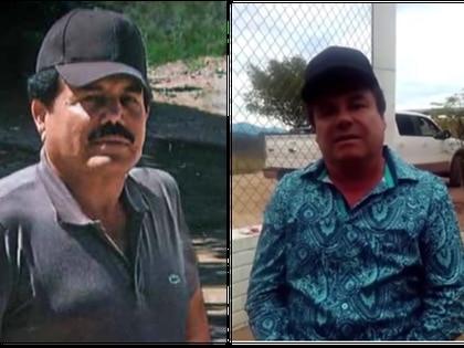 """Foto de izquierda a derecha: Ismael """"eL Mayo"""" Zambada, """"El Chapo"""" Guzmán, y Ovidio Guzmán (Foto: Especial)"""
