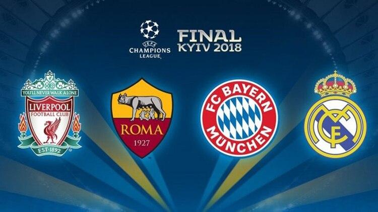 e60c3b4b34fa7 El sorteo de las semifinales de la Liga de Campeones que se celebró este  viernes a las 13 00 horas (11 00 GMT