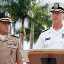 Craig Faller y Luis Navarro Jiménez (AFP)