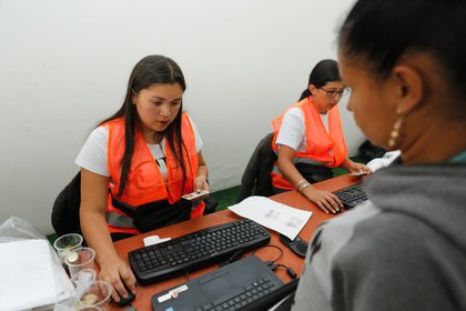 Davivienda y Banco Agrario serán los operadores a través de los cuales se entregarán los subsidios. Foto: Prosperidad Social