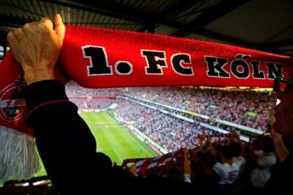 Tres integrantes del 1. FC Köln han dado positivo de coronavirus y fueron puestos en cuarentena (REUTERS)