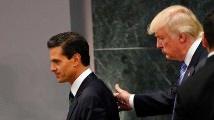 Desde que llegó a la Presidencia, la administración Trump no dejado de atacar a México. (AFP)