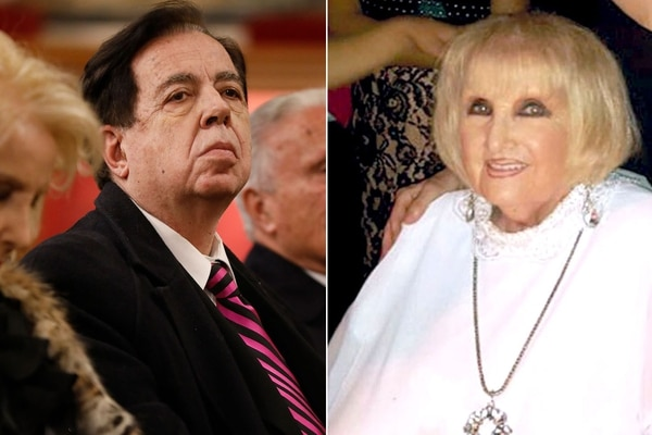"Héctor Vidal Rivas, histórico asistente de Mirtha Legrand: ""Goldy ..."