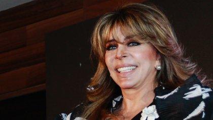 Verónica Castro (Foto: Rodolfo Angulo/ Cuartoscuro)