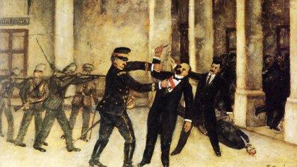 Madero y Pino Suárez fueron asesinados antes de entrar en la cárcel de Lecumberri (Foto: ARCHIVO SEDENA)