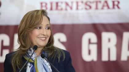 Cuéllar fue delegada de Bienestar para Tlaxcala por parte del gobierno de AMLO hasta octubre (Foto: Cuartoscuro)