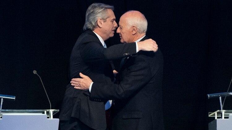 El presidente Alberto Fernández recibió el apoyo del ex ministro de Economía y negociador del canje de deuda de 2005 bajo la presidencia de Néstor Kirchner. Foto de archivo.