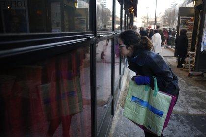 El famoso restaurante permanece cerrado. (AP Photo/Thibault Camus)