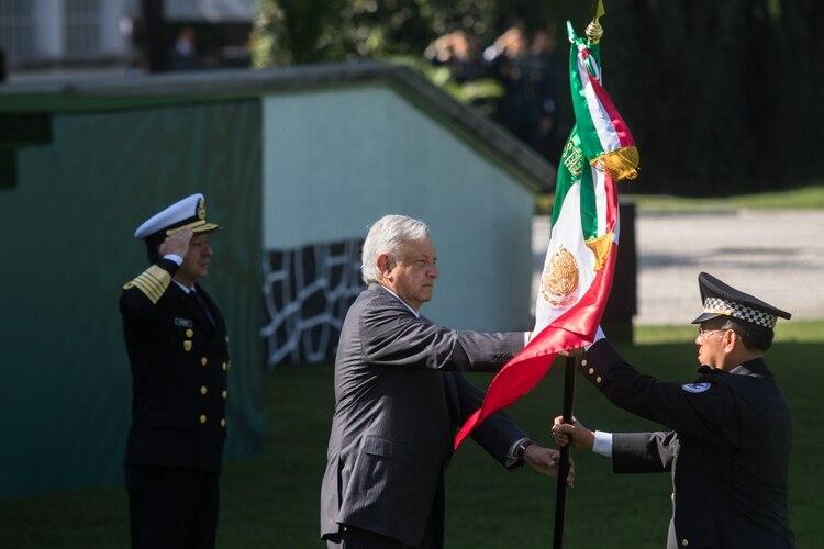 Habrá un convivio en Palacio Nacional por el Grito de Independencia (Foto: Cuartoscuro)