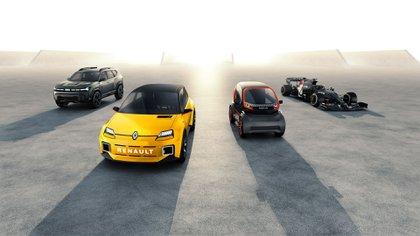 Renaulution es el plan estratégico mundial del Grupo Renault (Renault)