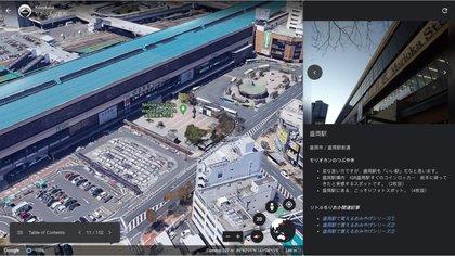 Crearon un recorrido virtual en tren bala gracias a Google Earth.